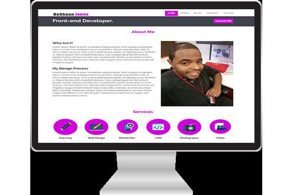 Albany, NY Front-end Web Developer